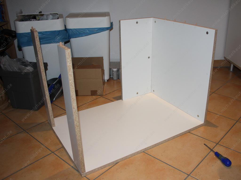 100+ [ Schubladen Unterschrank Küche ] | Wohnling Wl1 345 ...